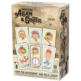 2018 Topps Allen & Ginter Baseball 8-Pack Blaster Box