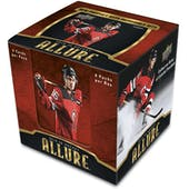 2019/20 Upper Deck Allure Hockey 10-Box Case- DACW Live 31 Spot Random Team Break #3