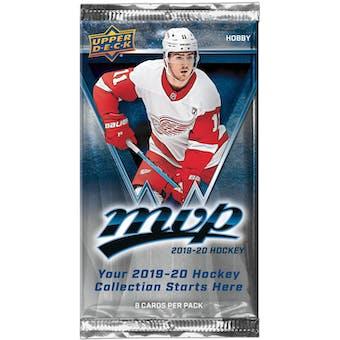 2019/20 Upper Deck MVP Hockey Hobby Pack