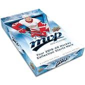 2019/20 Upper Deck MVP Hockey Hobby Box (Presell)