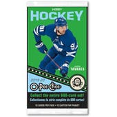 2019/20 Upper Deck O-Pee-Chee Hockey Hobby Pack