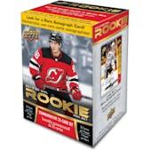 2019/20 Upper Deck Hockey NHL Rookie Box Set Case (20 Ct.) (Presell)