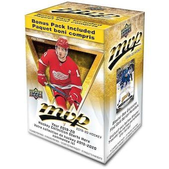 2019/20 Upper Deck MVP Hockey 21-Pack Blaster Box