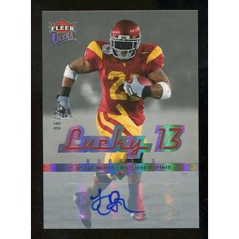 2006 Fleer Ultra Lucky 13 Autographs #212 LenDale White Autograph /25