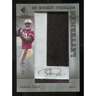 2007 Upper Deck SP Rookie Threads #152 Jason Hill Autograph /250