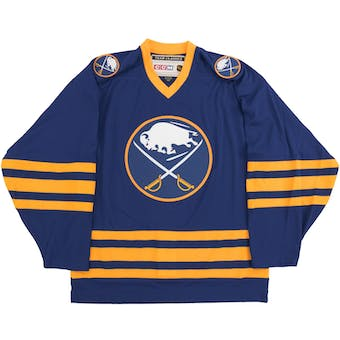 Buffalo Sabres CCM Royal Classic Authentic Jersey (Adult 54)