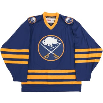 Buffalo Sabres CCM Royal Classic Authentic Jersey (Adult 52)