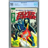 Silver Surfer #5 CBCS 9.0 (OW-W) *19-1CE6579-005*