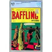 Baffling Mysteries #26 CBCS 6.5 (W) *19-2090C9E-002*