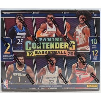 2019/20 Panini Contenders 1st Off The Line Basketball 3-Box- DACW Live 30 Spot Random Team Break #1
