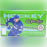2019/20 Upper Deck O-Pee-Chee Hockey Hobby Box