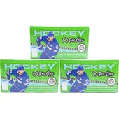 2019/20 Upper Deck O-Pee-Chee Hockey Hobby Box (Lot of 3)