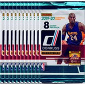 2019/20 Panini Donruss Basketball Blaster Pack (Lot of 11) = 1 Blaster Box