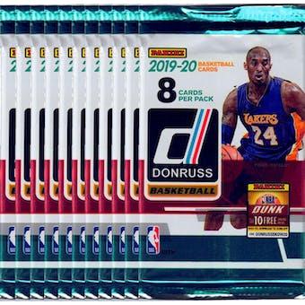 2019/20 Panini Donruss Basketball Blaster Pack (Lot of 11) = 1 Blaster Box