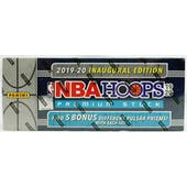 2019/20 Panini Hoops Premium Stock Basketball Box Set