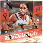 2019/20 Panini Revolution Basketball 4-Box- DACW Live 6 Spot Random Division Break #5