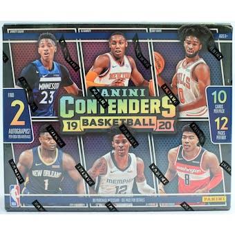 2019/20 Panini Contenders Basketball 6-Box- DACW Live 30 Spot Random Team Break #1