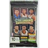 2019/20 Panini Contenders Basketball Hobby Pack