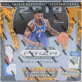 2019/20 Panini Prizm Draft Picks Basketball Hobby Box