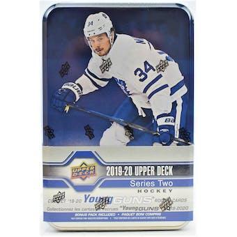 2019/20 Upper Deck Series 2 Hockey Tin (Box)