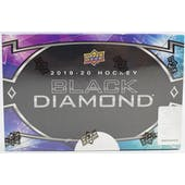 2019/20 Upper Deck Black Diamond Hockey 5-Box Case- DACW Live 31 Spot Random Team Break #5