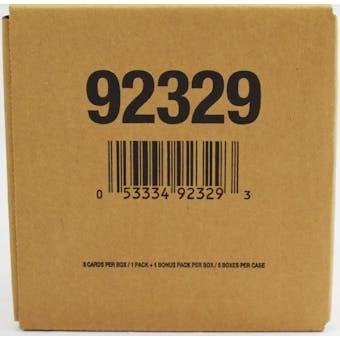 2019/20 Upper Deck Black Diamond Hockey Hobby 5-Box Case