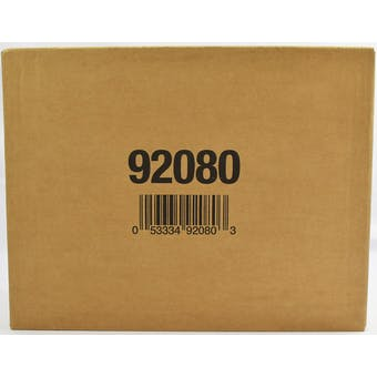 2019/20 Upper Deck Series 1 Hockey Tin (Box) Case (12 Ct.)