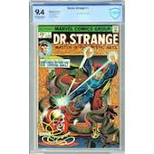 Doctor Strange #1 CBCS 9.4 (OW-W) *19-24FE510-004*
