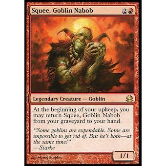 Magic the Gathering Modern Masters Single Squee, Goblin Nabob Foil - NEAR MINT (NM)