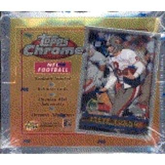 1996 Topps Chrome Football Hobby Box