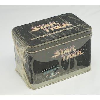Star Trek 25th Anniversary Final Frontier Set Tin (1991 Impel)
