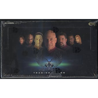Star Trek Nemesis Trading Cards Box (Rittenhouse 2002)