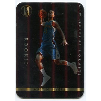 2011/12 Panini Gold Standard 2012 Draft Pick Redemptions #XRC10 Austin Rivers