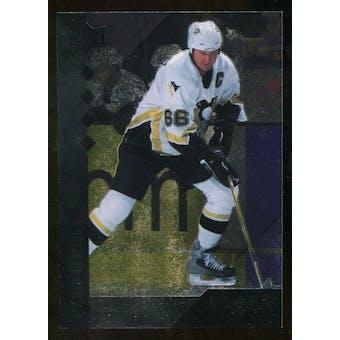 2009/10 Upper Deck Black Diamond #199 Mario Lemieux
