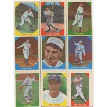 1960 Fleer Baseball Complete Set (NM-MT condition)