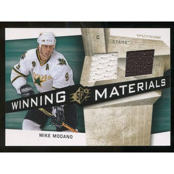 2008/09 Upper Deck SPx Winning Materials Spectrum #WMMO Mike Modano /99