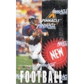 1997 Pinnacle Football Hobby Box