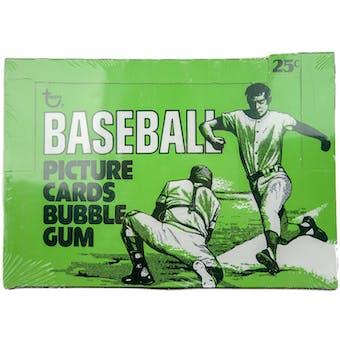 1977 Topps Baseball Cello Box