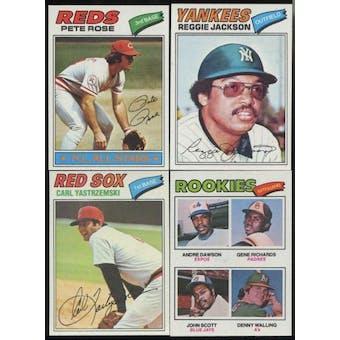 1977 Topps Baseball Complete Set (NM-MT)