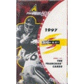 1997 Score Football Jumbo Box