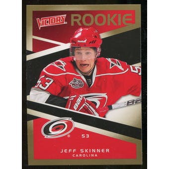 2010/11 Upper Deck Victory Gold #327 Jeff Skinner