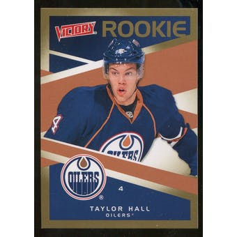 2010/11 Upper Deck Victory Gold #350 Taylor Hall