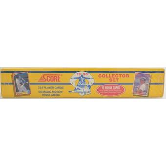 1990 Score Baseball Factory Set (Reed Buy)