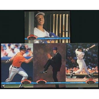 1991 Topps Stadium Club Baseball Complete Set (NM-MT)