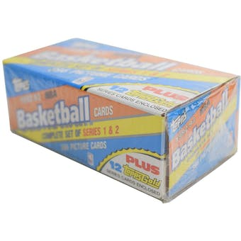 1992/93 Topps Basketball Factory Set (Reed Buy)
