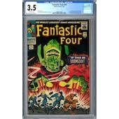 Fantastic Four #49 CGC 3.5 (OW) *1993101005*
