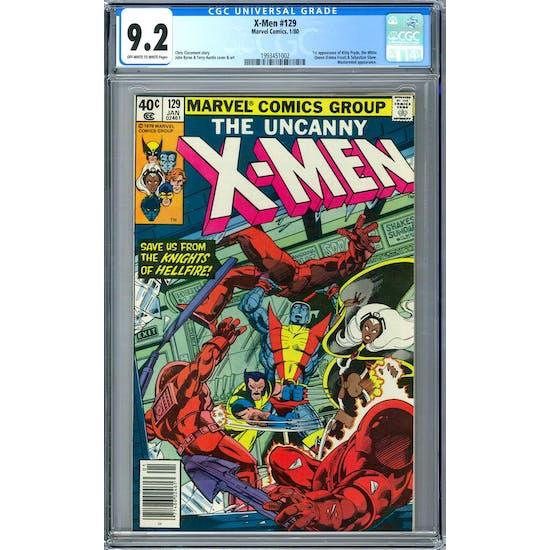 X-Men #129 CGC 9.2 (OW-W) *1993451002*