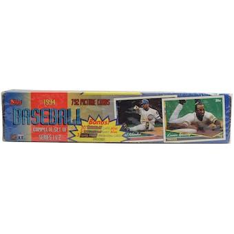 1994 Topps Baseball Factory Set