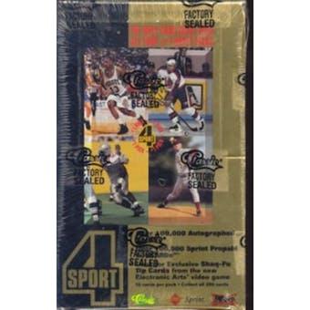 1994 Classic Four Sport Box