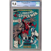Amazing Spider-Man #344 CGC 9.8 (W) *1994812014*